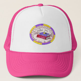 Scrapbooking and Cooking Tshirts and Gifts Trucker Hat