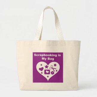 Scrapbooking Bag