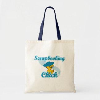 Scrapbooking Chick #3 Tote Bag