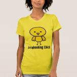 Scrapbooking Chick T-shirt