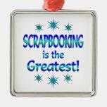 Scrapbooking es el más grande ornamente de reyes