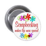 Scrapbooking es especial pins