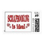 Scrapbooking es ideal franqueo