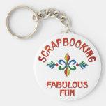 Scrapbooking Fabulous Fun Key Chains