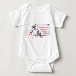 Scrapbooking Gifts from Key Lime Crops Baby Bodysuit