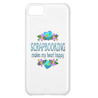 Scrapbooking Heart Happy iPhone 5C Covers