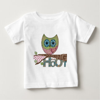 Scrapbooking is a Hoot Baby T-Shirt