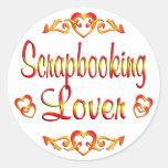 Scrapbooking Lover Sticker
