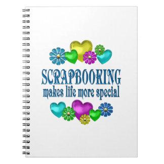 Scrapbooking More Special Notebook