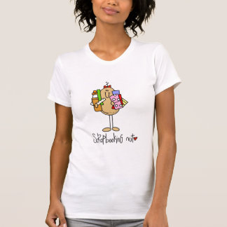 Scrapbooking Nut T Shirts