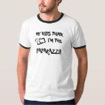 Scrapbooking PAPARAZZI! Tee Shirt