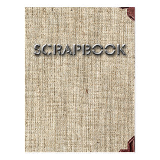Scrapbooking Postcard