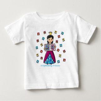 Scrapbooking Princess T Shirts