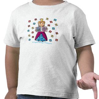 Scrapbooking Princess Tee Shirt