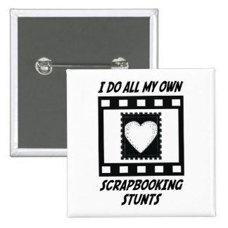 Scrapbooking Stunts Button