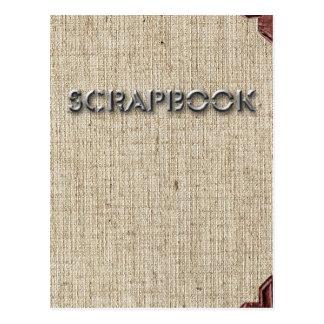 Scrapbooking Tarjeta Postal