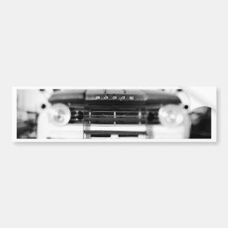 scrapcar1 car bumper sticker