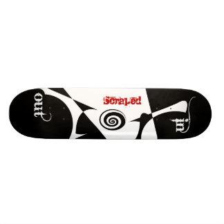 Scraped - Vertigo Skateboard
