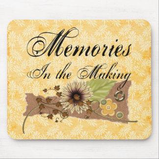 Scrapper - Memory Maker Mouse Pad