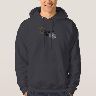 Scrappy Dad Father's Day Hoodie