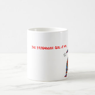 Scraps, The Patchwork Girl of Oz Coffee Mug