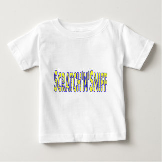 scratch and sniff baby T-Shirt