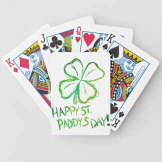 Scratch Card Art - St. Paddy's Day
