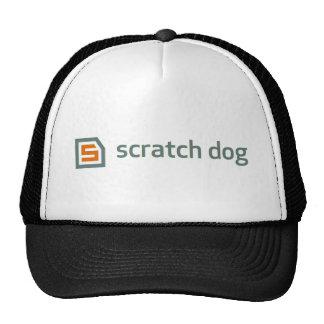 scratch dog trucker hat