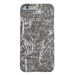 scratch graffiti iPhone 6 case