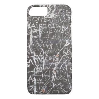 scratch graffiti iPhone 8/7 case