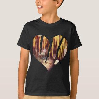 Scratch hart T-Shirt