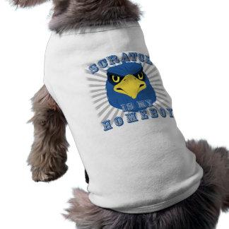 Scratch Is My Homeboy Dog Shirt