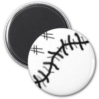 scratch (magnet) 2 inch round magnet