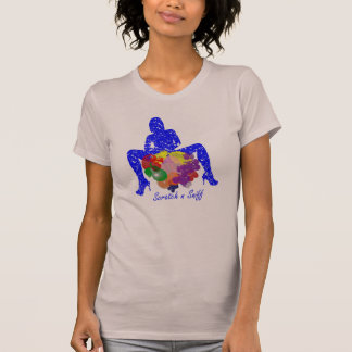scratch n sniff 4 the girls T-Shirt