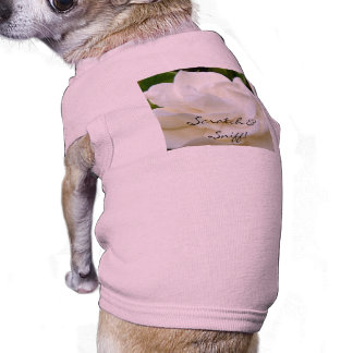 """Scratch 'n Sniff"" Doggie Tee"