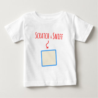 Scratch & Sniff Baby T-Shirt