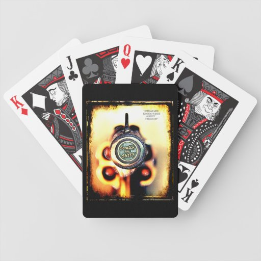 Scratch & Sniff... Bicycle Playing Cards