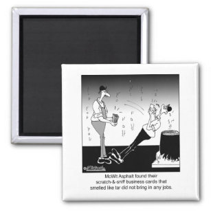 Sniff refrigerator magnets zazzle scratch sniff business cards magnet colourmoves