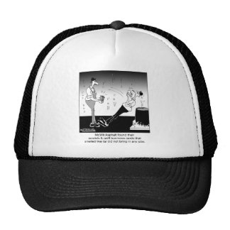 Scratch-&-Sniff Business Cards Trucker Hat