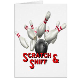 Scratch & Sniff Card