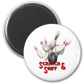 Scratch & Sniff Magnet