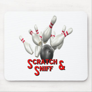 Scratch & Sniff Mouse Pad