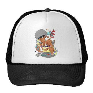 Scratch that! Hat