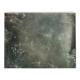 Scratched 1 calendar