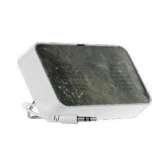Scratched 1 portable speaker