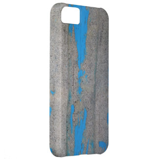 Scratched Blue iPhone 5C Covers