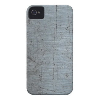 Scratched Metal iPhone 4 Case