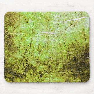 Scratched Metal Plate Mouse Pad