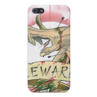 scratcher's REWARD iPhone SE/5/5s Cover