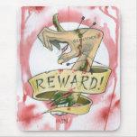 scratcher's REWARD Mouse Pad